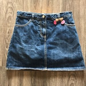 💖Gymboree Denim Skirt Size 10